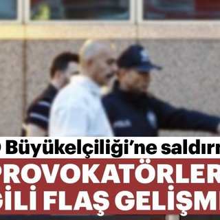 Son dakika: ABD'nin Ankara Büyükelçiliğine ateş edenler alkollü çıktı