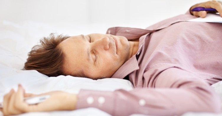 Uyku apnesi kalp hastalıklarını tetikliyor