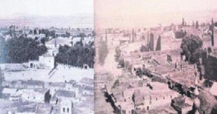 Türkiye'nin ilk millet bahçesi Kayseri'de