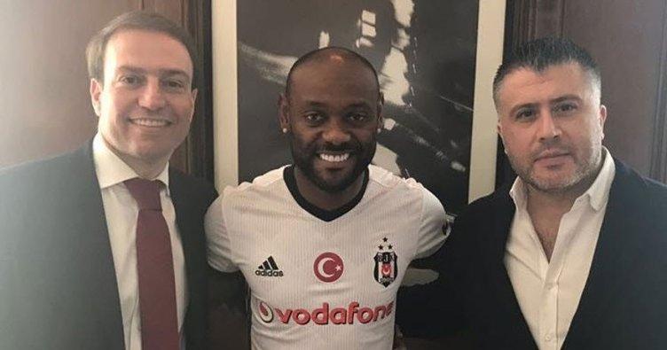 Beşiktaş, Vagner Love'ı açıkladı