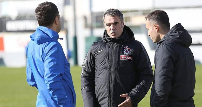 Trabzonspor 'kadrosunu' arıyor
