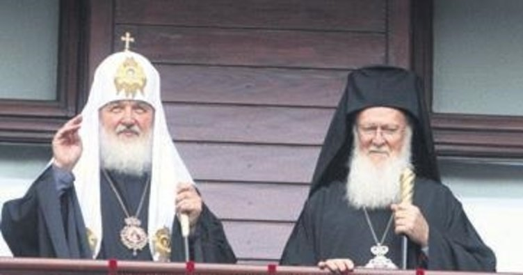 Bartholomeos'un Ukrayna Kilisesi kararına Rusya'dan tepki