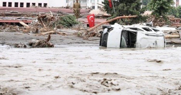 SON DAKİKA: AFAD duyurdu! Kastamonu ve Sinop'taki sel felaketinde can kaybı artıyor