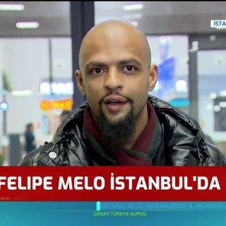 Eski Galatasaraylı Felipe Melo'dan Fenerbahçe'ye çarpıcı gönderme
