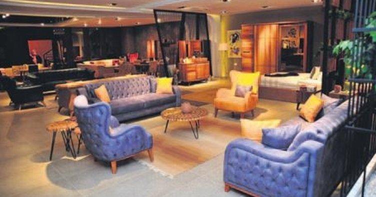 Katar'ın tercihi Türk mobilyası
