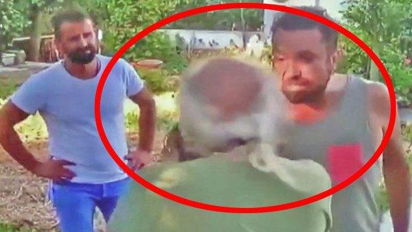 Son dakika haberi: Ünlü Şarkıcı Halil Sezai 67 yaşındaki adamı tekme tokat feci şekilde böyle dövdü | Video