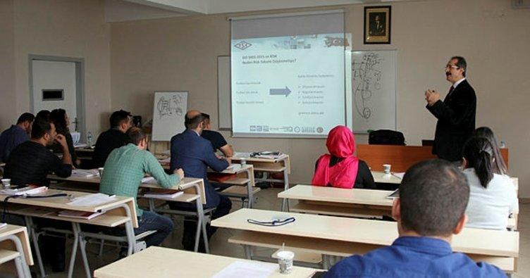Kalite yönetim sistemi bilgilendirme toplantısı yapıldı