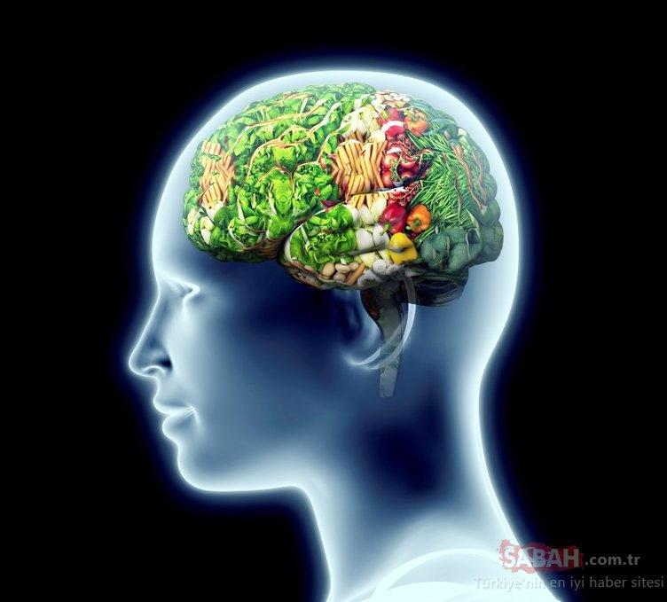 Bu besinlerin fazlası beyni hasta ediyor!