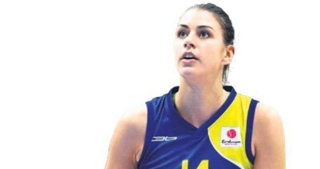 Tijana Krivacevic Girne'ye imza attı
