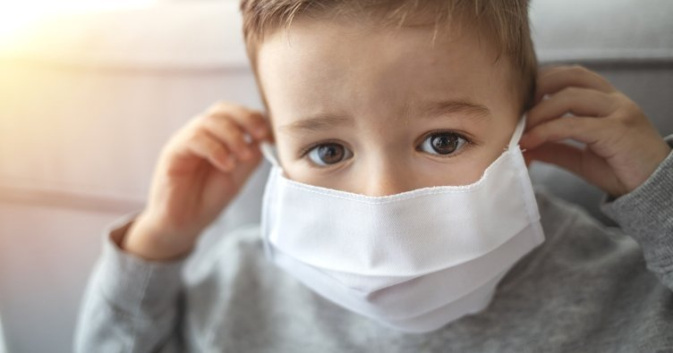 ABD'de korkutan coronavirüs raporu! Yarım milyondan fazla çocuk...