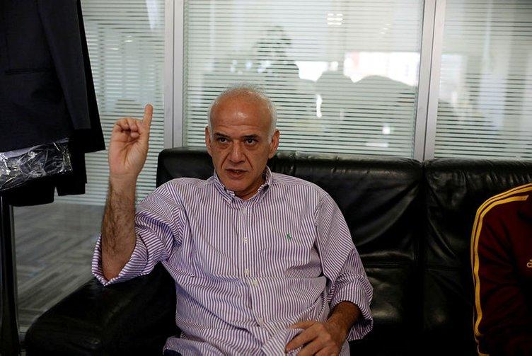 Ahmet Çakar: G.Saray'ın haini Belhanda!