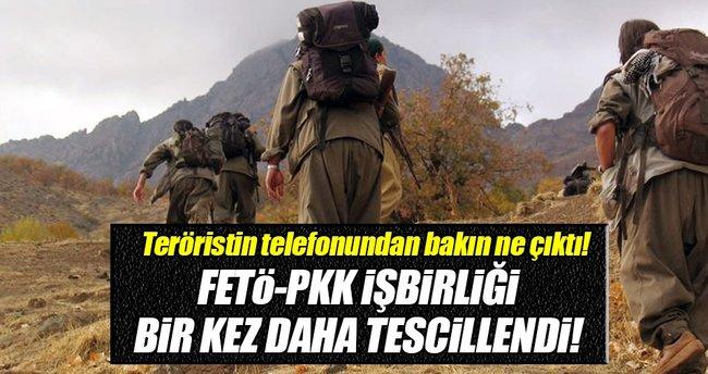 PKK'lı teröristten ByLock çıktı!