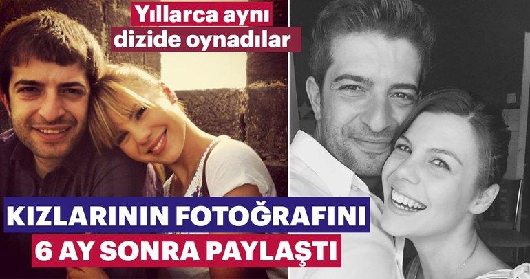 Begüm Topçu ve Cantuğ Turay kızlarının fotoğrafını paylaştı. İşte ünlü isimlerin çocukları