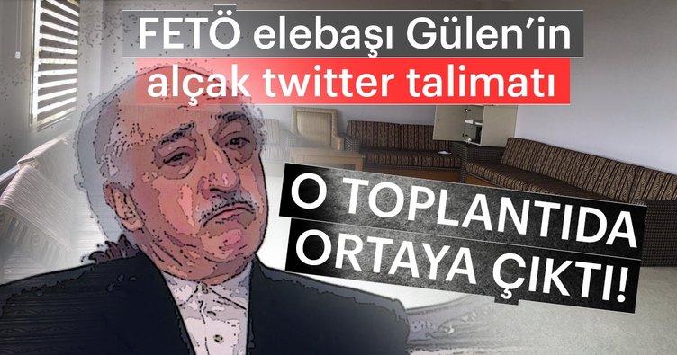 FETÖ elebaşı Gülen'in yeni talimatları