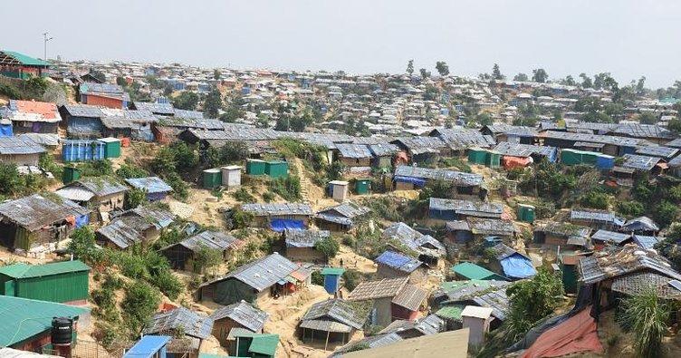 Myanmar'daki toprak kaymasında ölü sayısı 63'e yükseldi