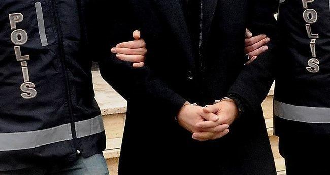İzmir'de keşif yapan terörist yakalandı!