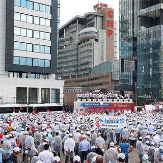 İşçilerden CHP'ye tepki sürüyor: Samimiyetsizler