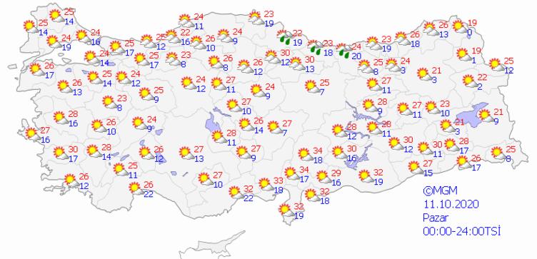 Meteoroloji'den son dakika hava durumu: Pastırma sıcakları sonrası kuvvetli sağanak ve dolu uyarısı! Marmara bölgesi dikkat!