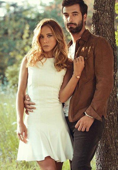 Burçin Terzioğlu ile İlker Kaleli'den evlilik açıklaması