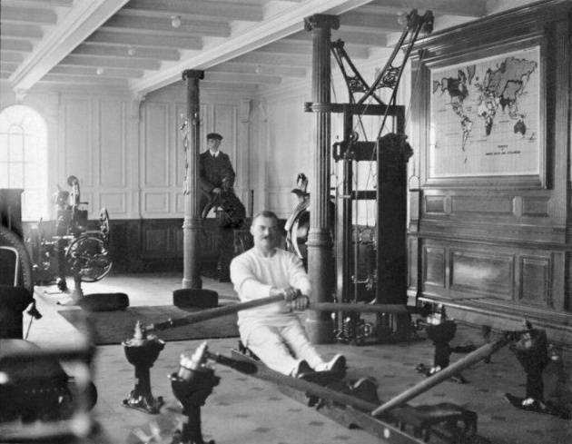 Titanic'in görülmemiş fotoğrafları
