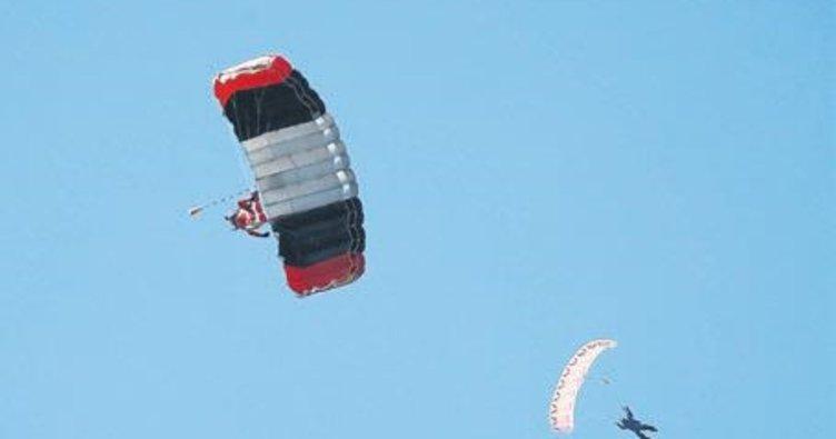 46. Türkıye paraşüt şampıyonası başladı