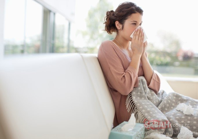 Gribal enfeksiyonlara karşı doğal yöntemler nelerdir? İşte gribal enfeksiyonlara karşı doğal yöntemler