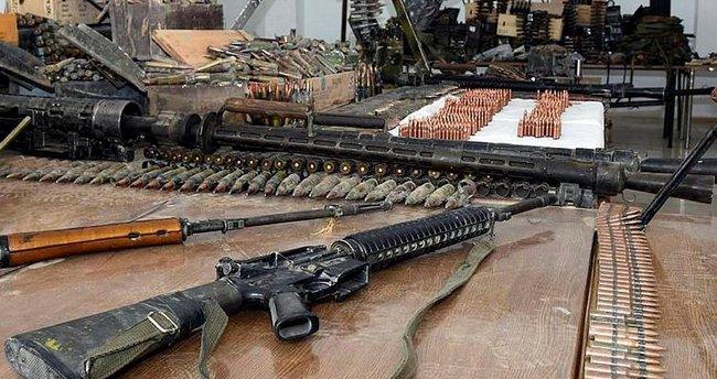 Kırklareli'de askeri mühimmat bulundu