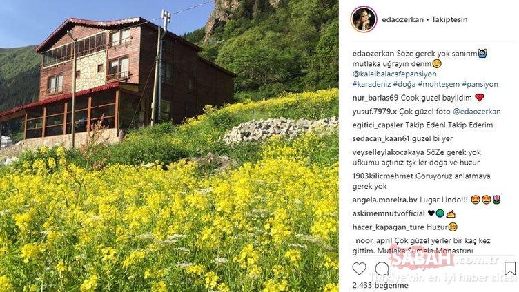Ünlü isimlerin Instagram paylaşımları (10.08.2018)