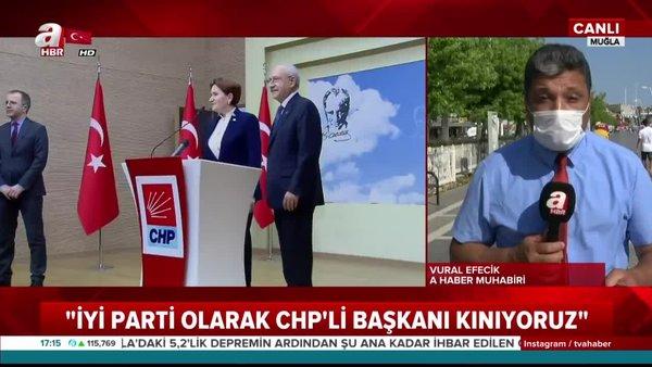 Bodrum'da İyi Parti ilçe Başkanı'ndan CHP'ye tepki | Video