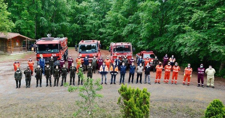 Bu kahramanlar sadece ormanı değil köylerimizi de koruyorlar!