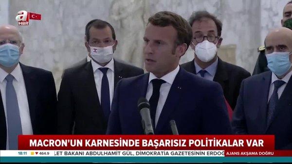 Fransız halkının desteğini kaybediyor: İşte Emmanuel Macron'un 3 yıllık karnesi   Video