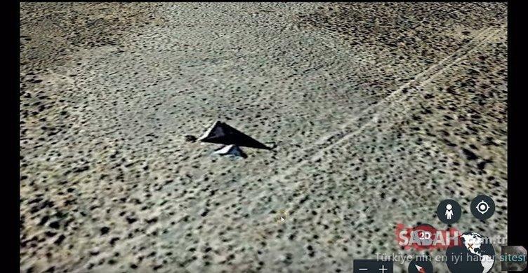 Merkür'de tüyler ürperten yapı! NASA, Merkür'deki gerçekleri saklıyor mu?