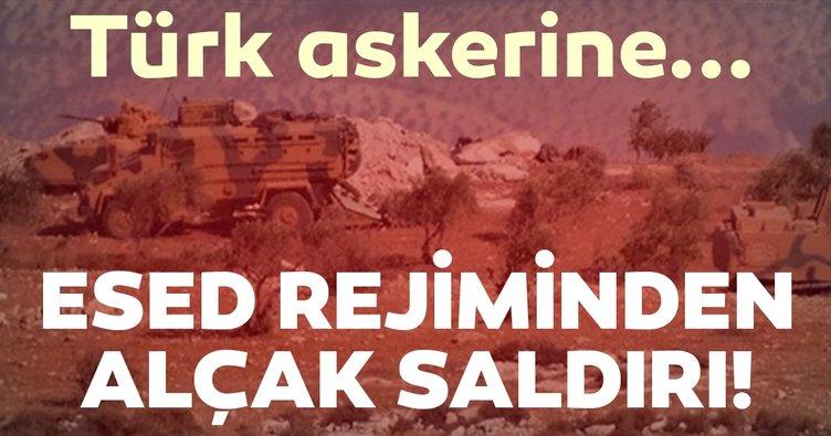Son Dakika:Esed rejiminden alçak saldırı!