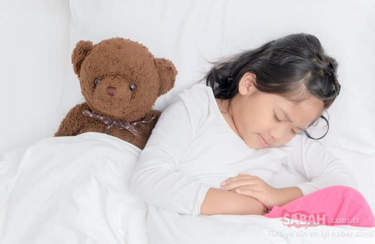 Çocuktaki karın ağrısını hafife almayın