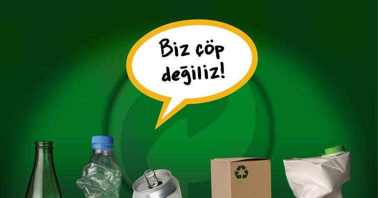 Türkiye plastik ambalaj geri dönüşüm hedefi konusunda Avrupa'dan en az 5 yıl ileride