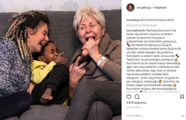 Ünlülerin Instagram paylaşımları (24.01.2018)