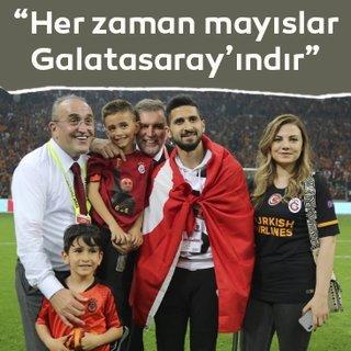 Her zaman mayıslar Galatasaray'ındır