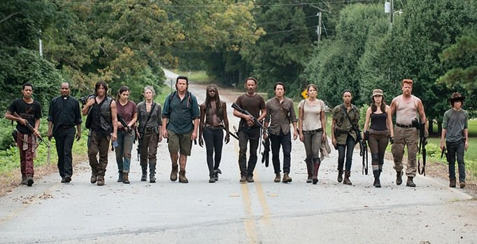 The Walking Dead Başlıyor!