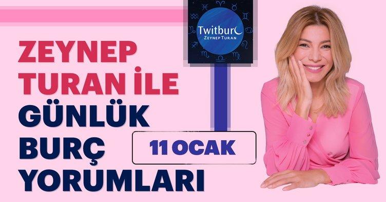 Uzman Astrolog Zeynep Turan ile günlük burç yorumları! Günlük burç yorumu 11 Ocak Cuma 2019