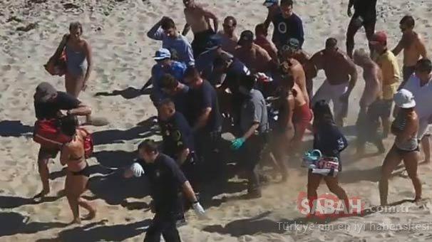 ABD'de köpek balığı saldırısında bir kişi öldü