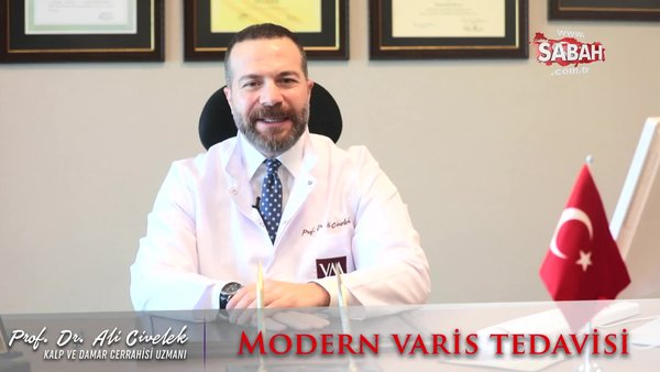 Modern varis tedavisi nedir? Modern varis tedavisi nasıl yapılır?