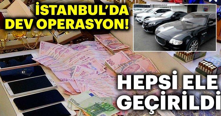 İstanbul merkezli 3 ilde düzenlenen yasa dışı bahis operasyonunda 10 tutuklama