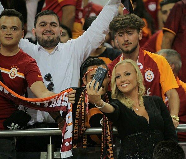 Galatasaray - Göztepe maçından renkli kareler
