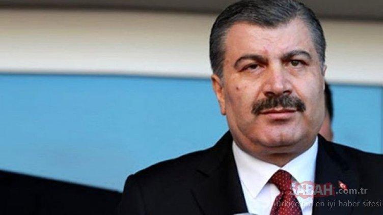 Son Dakika Haberi: Türkiye'de corona virüsü vaka ve ölü sayısı kaç oldu ve hangi illerde görüldü? Sağlık Bakanı Fahrettin Koca corona virüsü açıklaması!