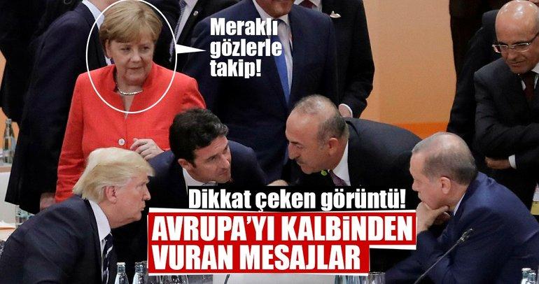 Avrupa'nın kalbinde FETÖ ve PKK mesajı...