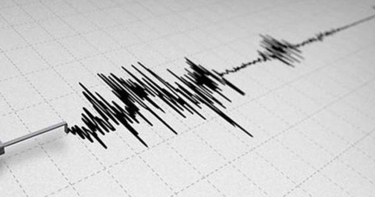 Kahramanmaraş'ta 3.8 büyüklüğünde deprem