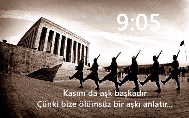 Atatürk'ün Anma 10 Kasım mesajları ve sözleri! Resimli 10 Kasım ile ilgili mesajları burada