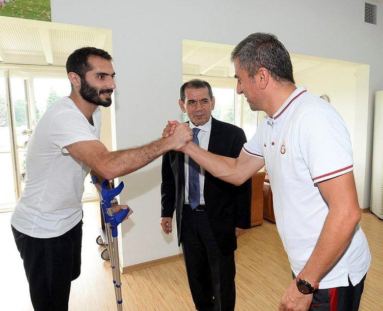 Hamit Altnıtop'la 1 yıl devam, sonra Sportif Direktör!