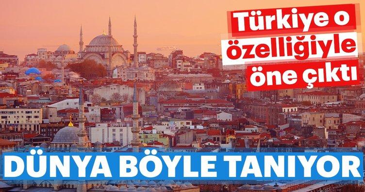 Dünya Türkiye'yi böyle tanıyor