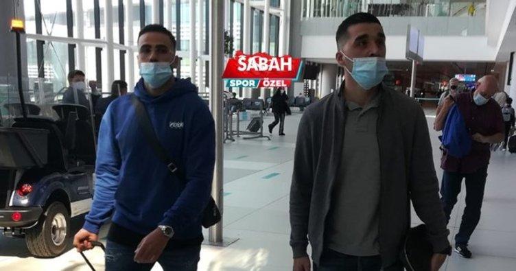 SON DAKİKA! Fenerbahçe'den Oussame Tannane sürprizi! İstanbul'a geldi... Sabah Spor Özel